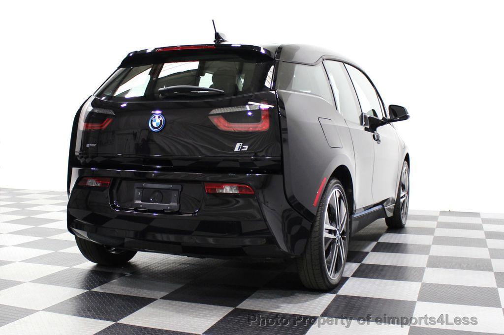 2016 BMW i3 CERTIFIED i3 REXT TERA Nav Cam Adaptive cruise - 18240934 - 31