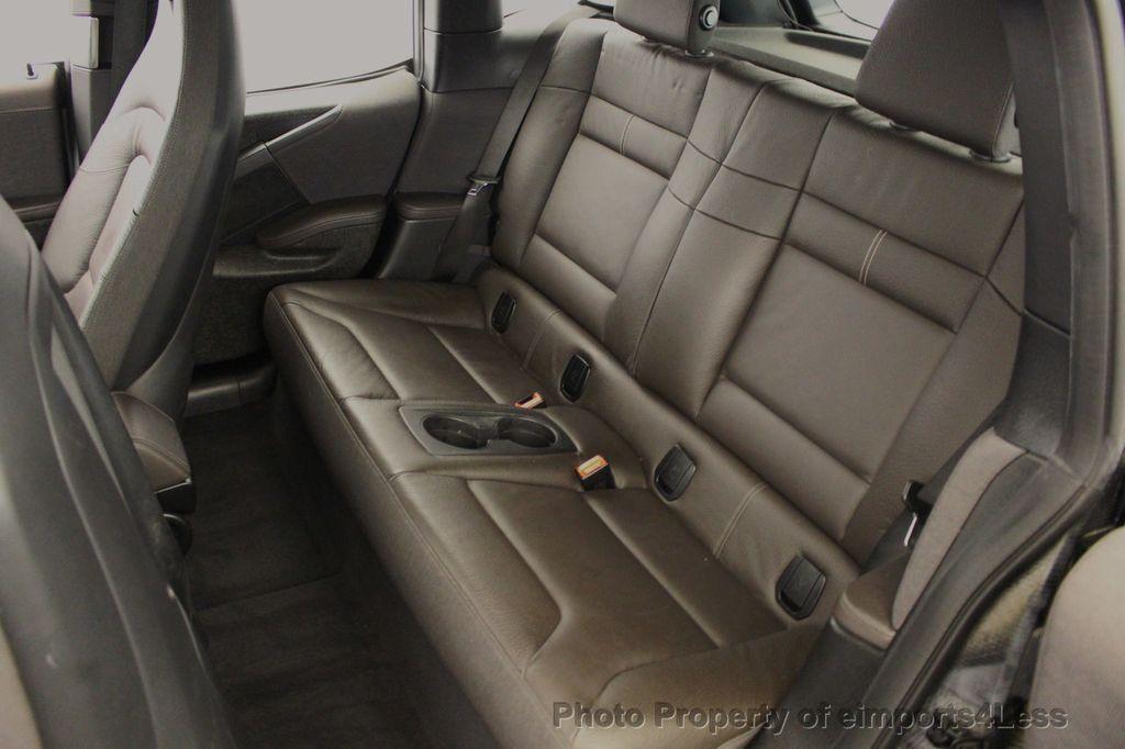 2016 BMW i3 CERTIFIED i3 REXT TERA Nav Cam Adaptive cruise - 18240934 - 35