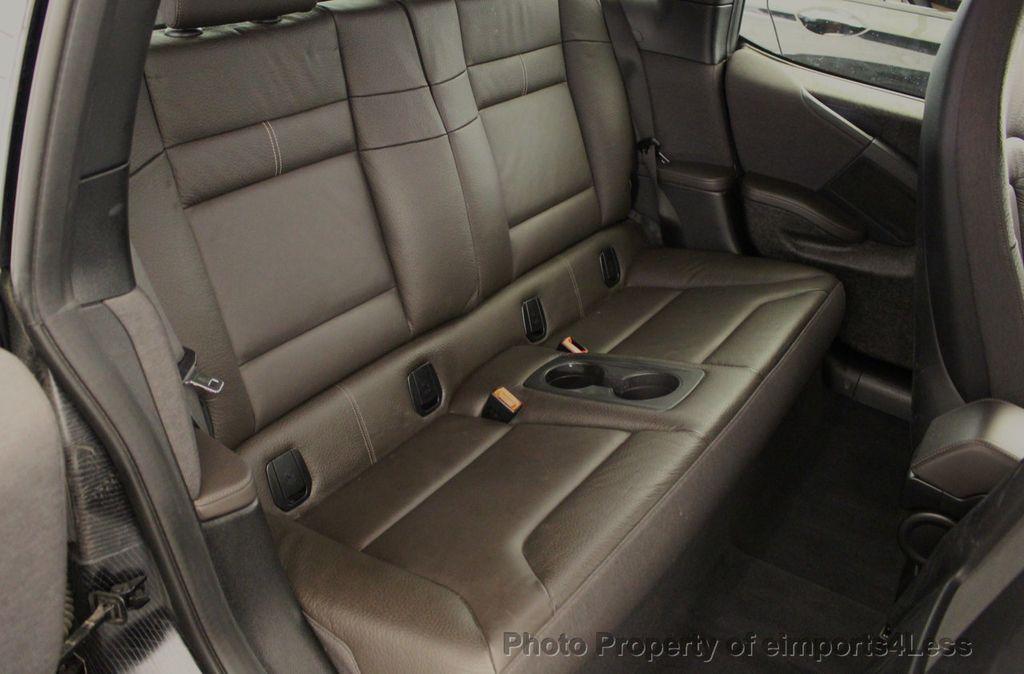 2016 BMW i3 CERTIFIED i3 REXT TERA Nav Cam Adaptive cruise - 18240934 - 36