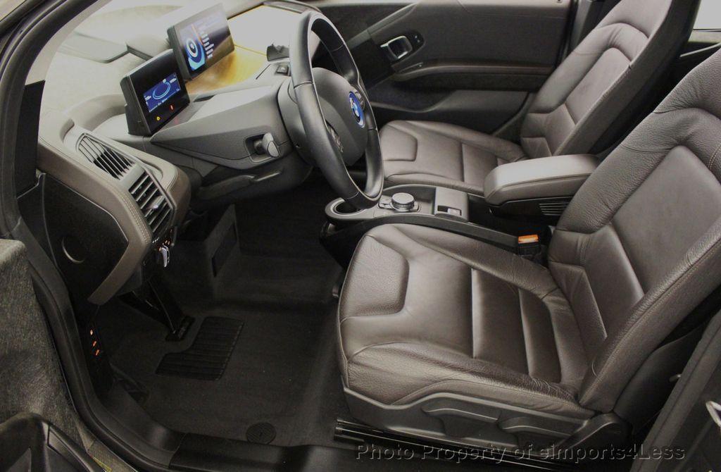 2016 BMW i3 CERTIFIED i3 REXT TERA Nav Cam Adaptive cruise - 18240934 - 37