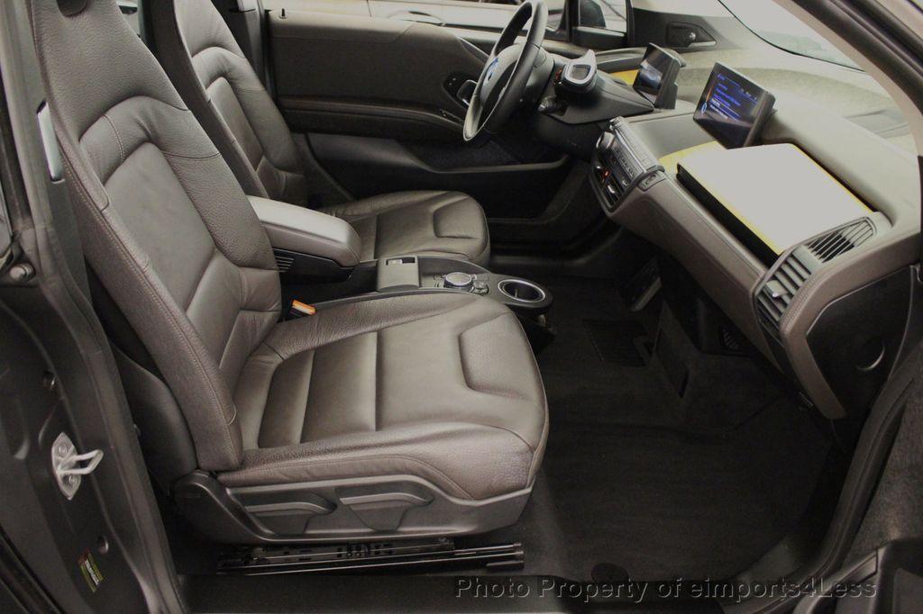 2016 BMW i3 CERTIFIED i3 REXT TERA Nav Cam Adaptive cruise - 18240934 - 38
