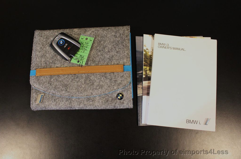 2016 BMW i3 CERTIFIED i3 REXT TERA Nav Cam Adaptive cruise - 18240934 - 39