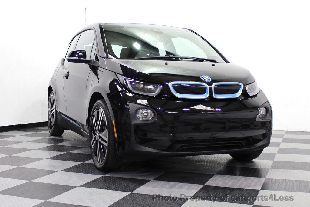 2016 BMW i3 CERTIFIED i3 REXT TERA Nav Cam Adaptive cruise - 18240934 - 45