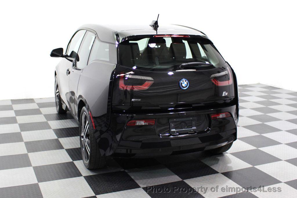 2016 BMW i3 CERTIFIED i3 REXT TERA Nav Cam Adaptive cruise - 18240934 - 46