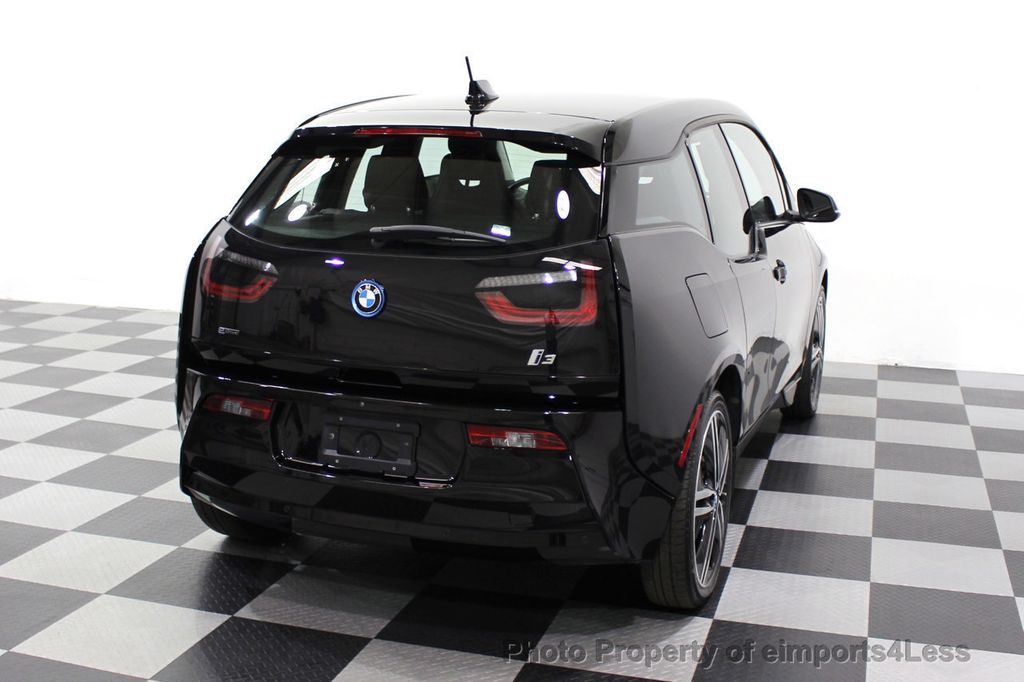 2016 BMW i3 CERTIFIED i3 REXT TERA Nav Cam Adaptive cruise - 18240934 - 47