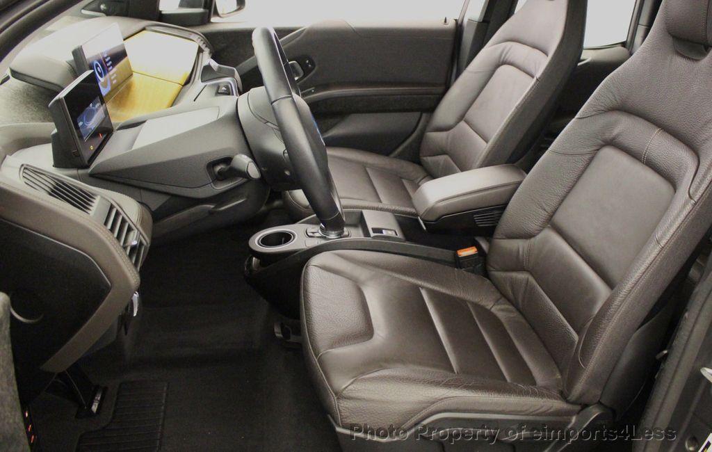 2016 BMW i3 CERTIFIED i3 REXT TERA Nav Cam Adaptive cruise - 18240934 - 48
