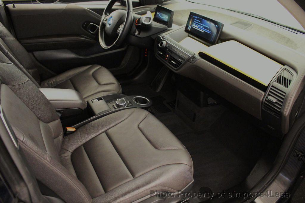 2016 BMW i3 CERTIFIED i3 REXT TERA Nav Cam Adaptive cruise - 18240934 - 49