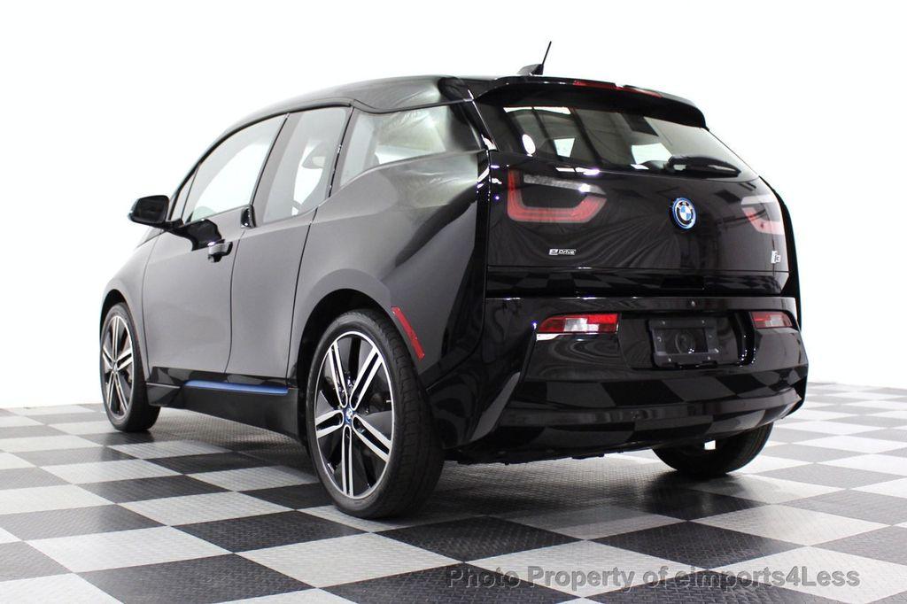 2016 BMW i3 CERTIFIED i3 REXT TERA Nav Cam Adaptive cruise - 18240934 - 51