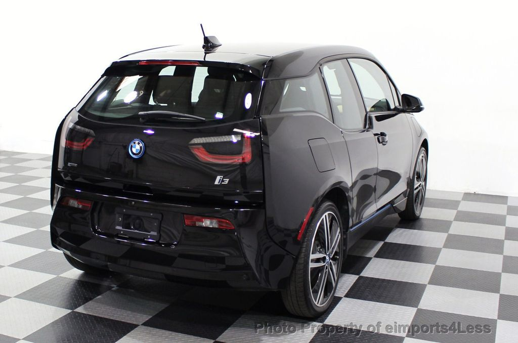2016 BMW i3 CERTIFIED i3 REXT TERA Nav Cam Adaptive cruise - 18240934 - 52