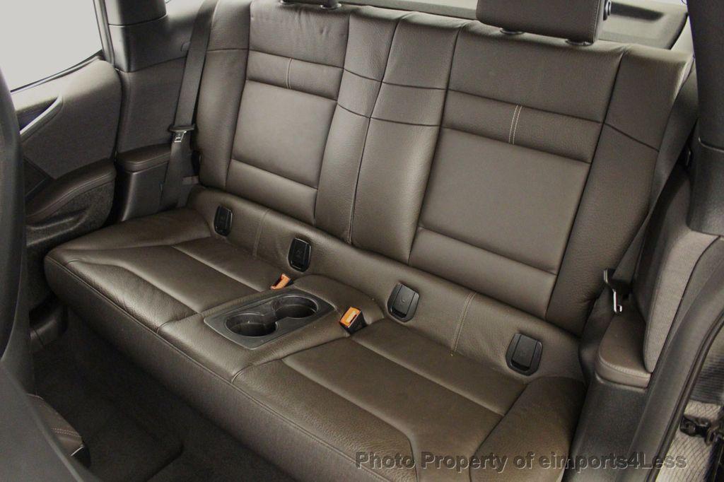 2016 BMW i3 CERTIFIED i3 REXT TERA Nav Cam Adaptive cruise - 18240934 - 7