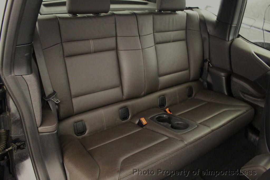 2016 BMW i3 CERTIFIED i3 REXT TERA Nav Cam Adaptive cruise - 18240934 - 8