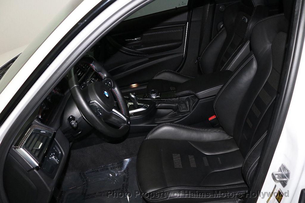 2016 BMW M3  - 18528405 - 17