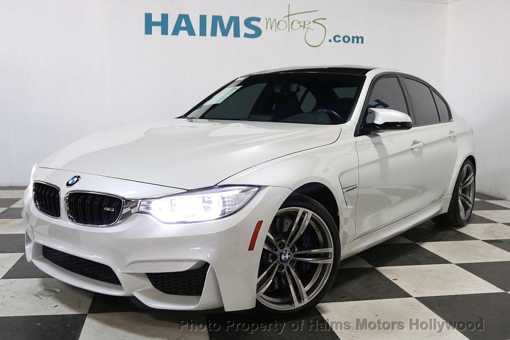 2016 BMW M3  - 18528405 - 1