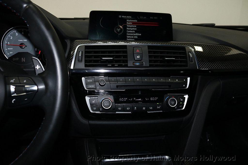 2016 BMW M3  - 18528405 - 19