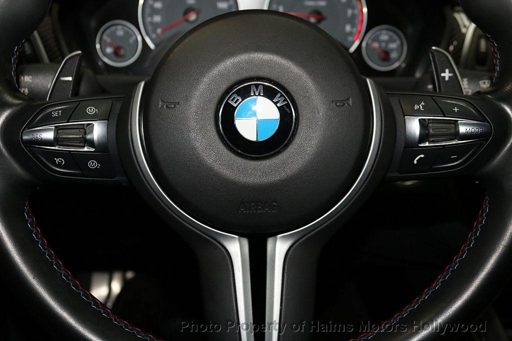 2016 BMW M3  - 18528405 - 28
