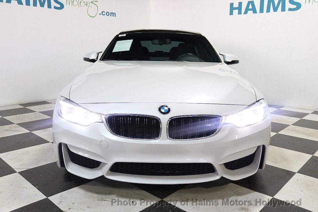2016 BMW M3  - 18528405 - 2