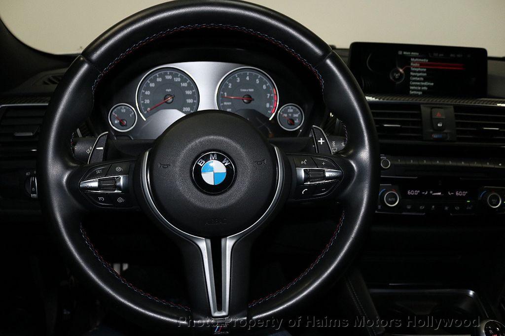2016 BMW M3  - 18528405 - 29