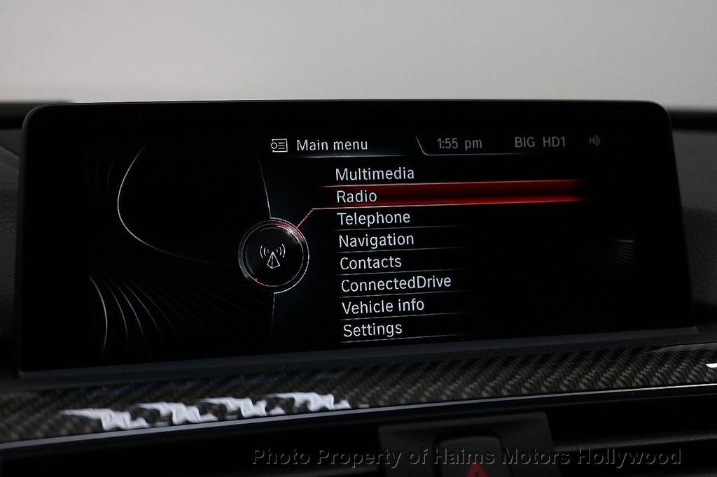 2016 BMW M3  - 18528405 - 30