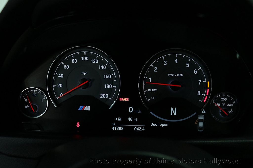 2016 BMW M3  - 18528405 - 32