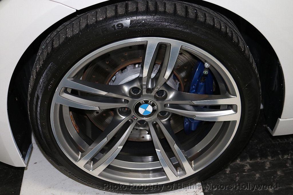 2016 BMW M3  - 18528405 - 33