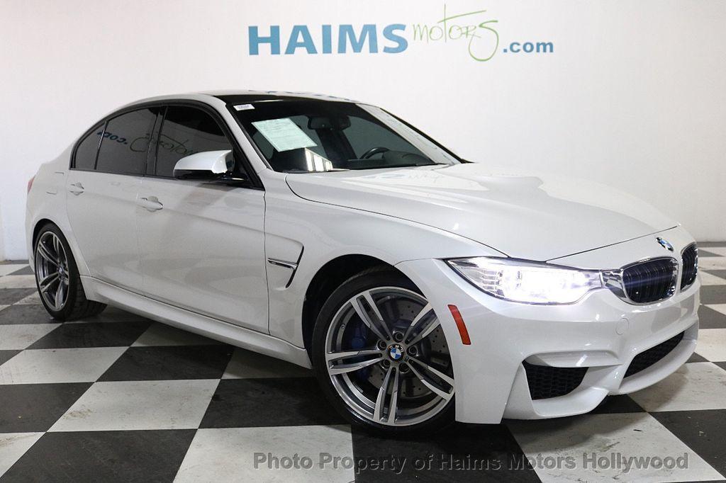 2016 BMW M3  - 18528405 - 3