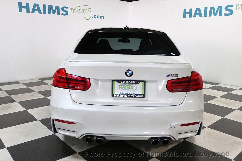 2016 BMW M3  - 18528405 - 5