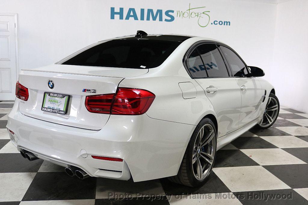 2016 BMW M3  - 18528405 - 6