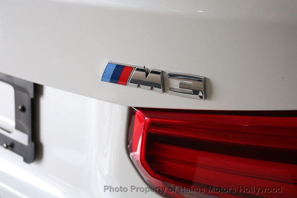 2016 BMW M3  - 18528405 - 7