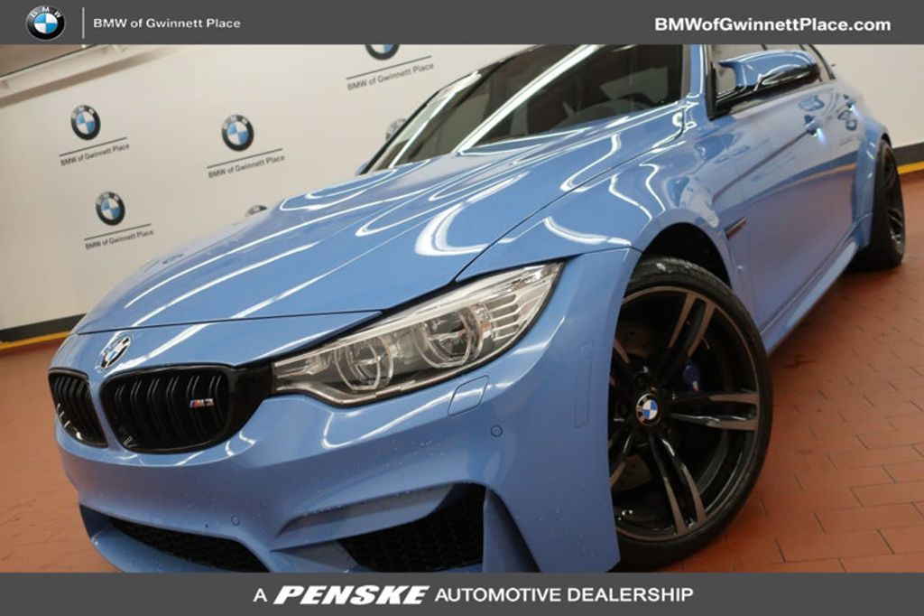 2016 Used Bmw M3 At United Bmw Serving Atlanta Alpharetta Marietta