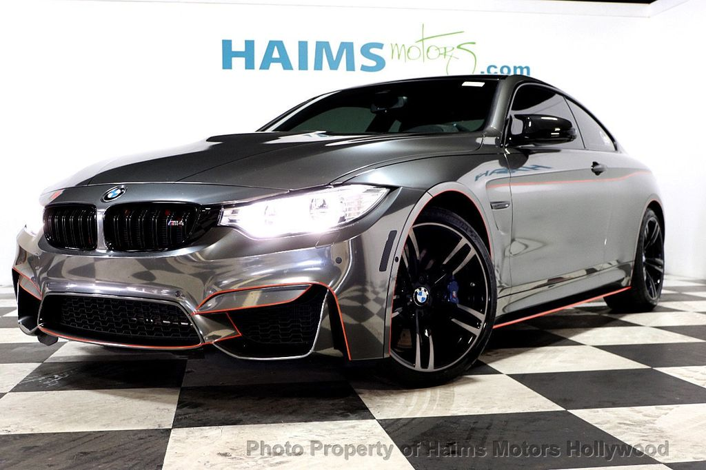 2016 BMW M4  - 17793751 - 1