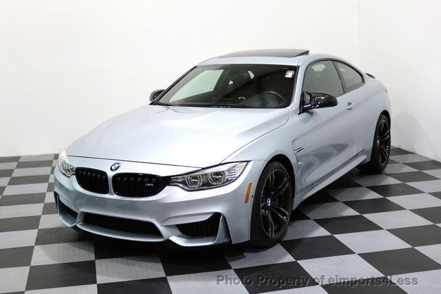 2016 Used Bmw M4 Certified M4 Coupe Exec Suspension