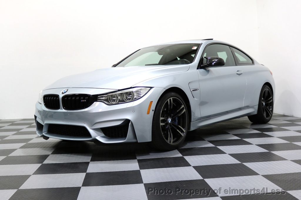 2016 BMW M4 CERTIFIED M4 COUPE EXEC SUSPENSION LED NAVI - 17270740 - 13