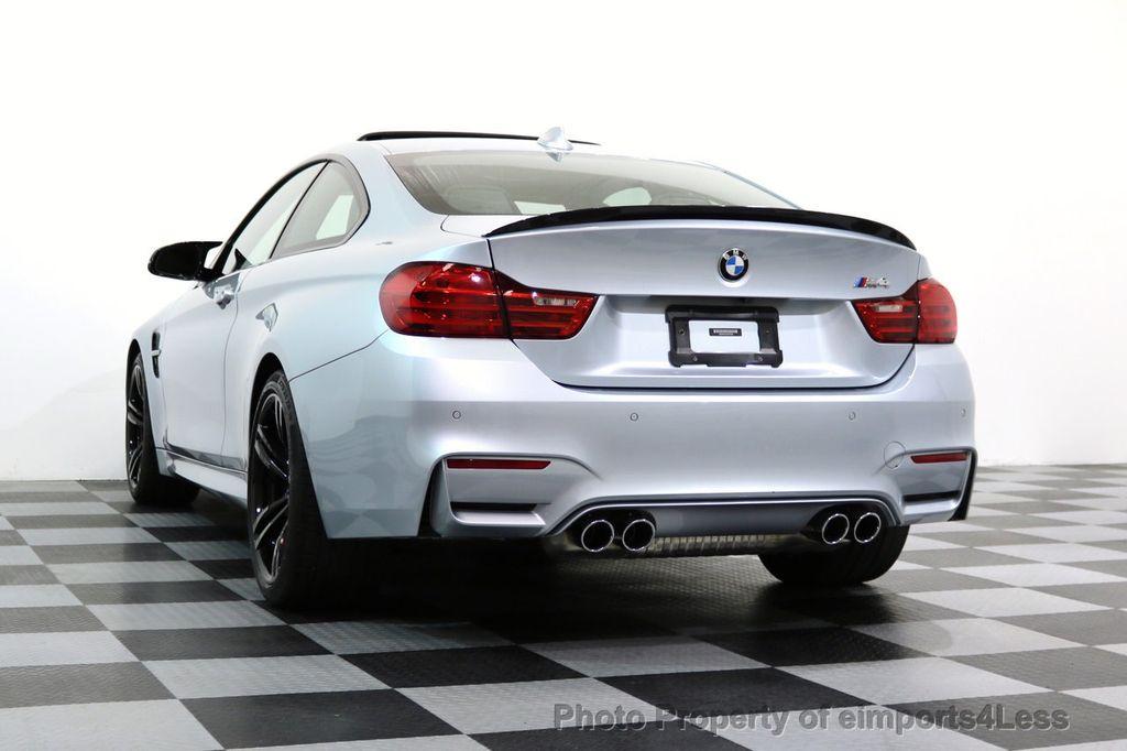 2016 BMW M4 CERTIFIED M4 COUPE EXEC SUSPENSION LED NAVI - 17270740 - 15