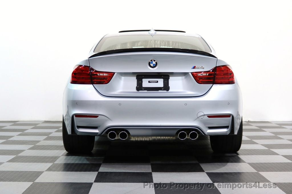 2016 BMW M4 CERTIFIED M4 COUPE EXEC SUSPENSION LED NAVI - 17270740 - 16