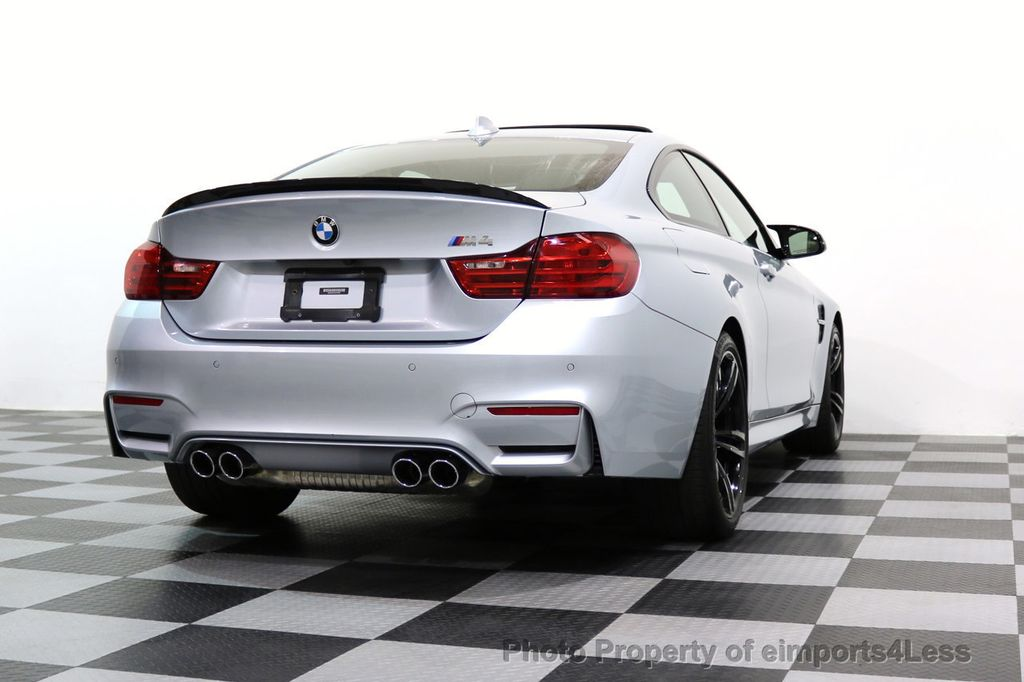2016 BMW M4 CERTIFIED M4 COUPE EXEC SUSPENSION LED NAVI - 17270740 - 17