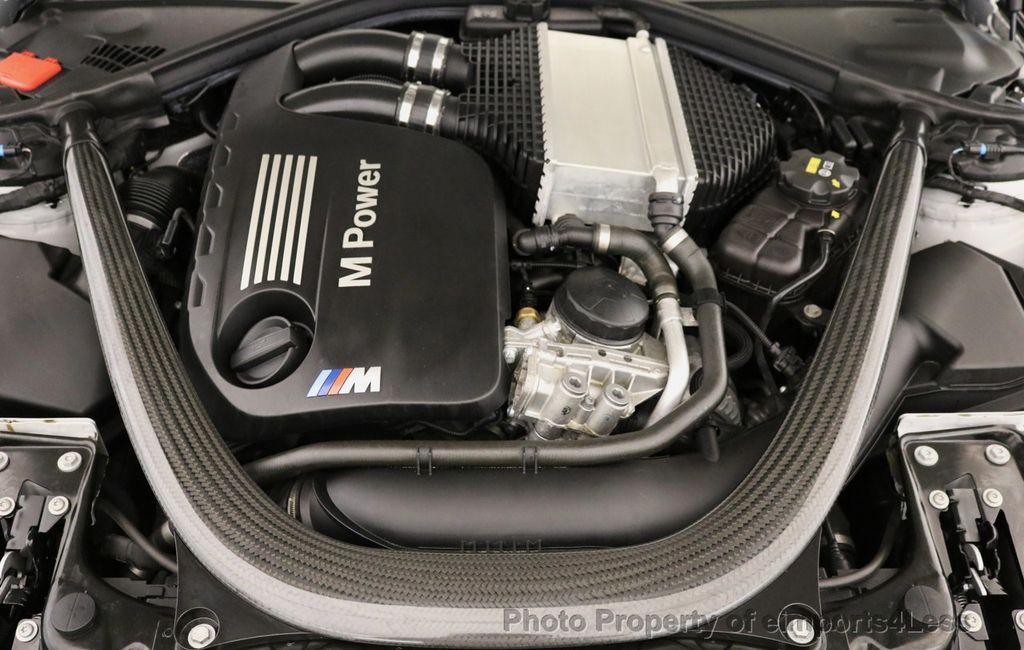 2016 BMW M4 CERTIFIED M4 COUPE EXEC SUSPENSION LED NAVI - 17270740 - 19