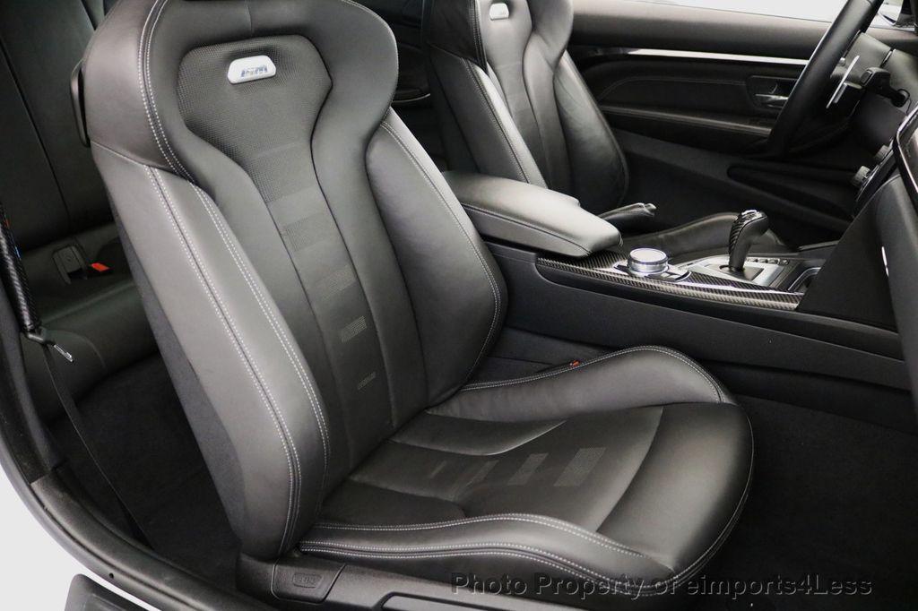2016 BMW M4 CERTIFIED M4 COUPE EXEC SUSPENSION LED NAVI - 17270740 - 23