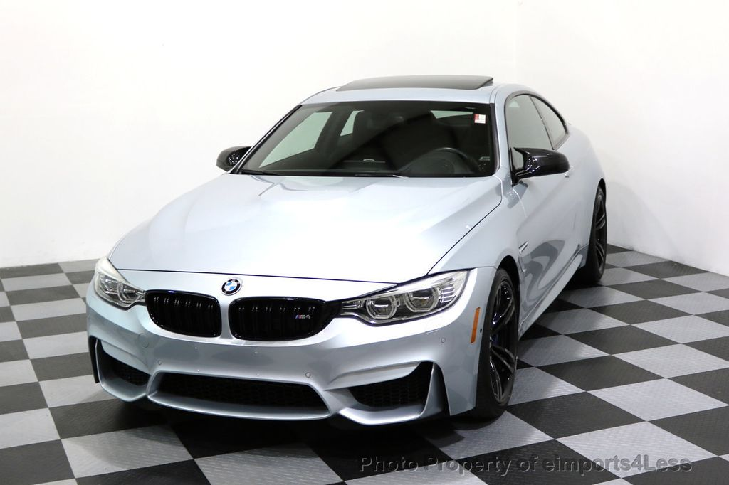 2016 BMW M4 CERTIFIED M4 COUPE EXEC SUSPENSION LED NAVI - 17270740 - 26
