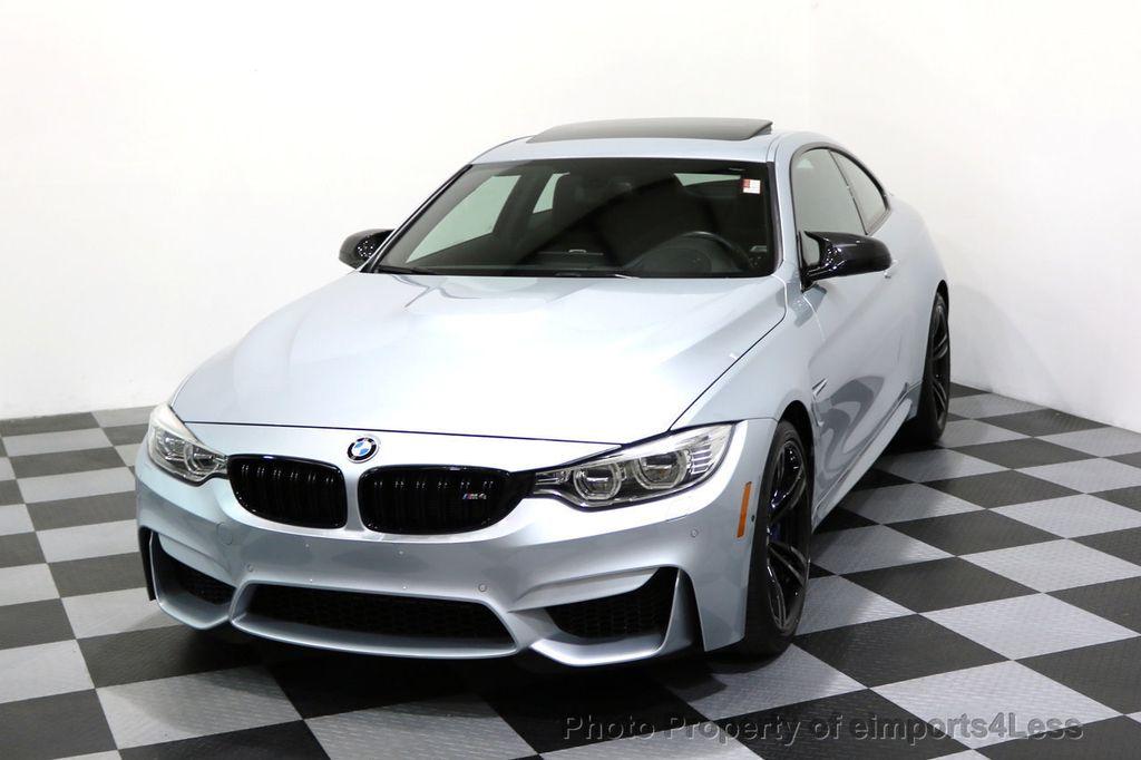 2016 BMW M4 CERTIFIED M4 COUPE EXEC SUSPENSION LED NAVI - 17270740 - 26