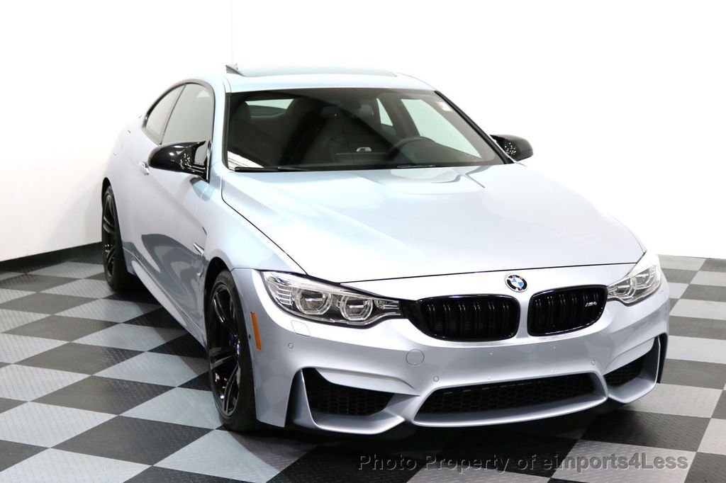 2016 BMW M4 CERTIFIED M4 COUPE EXEC SUSPENSION LED NAVI - 17270740 - 27