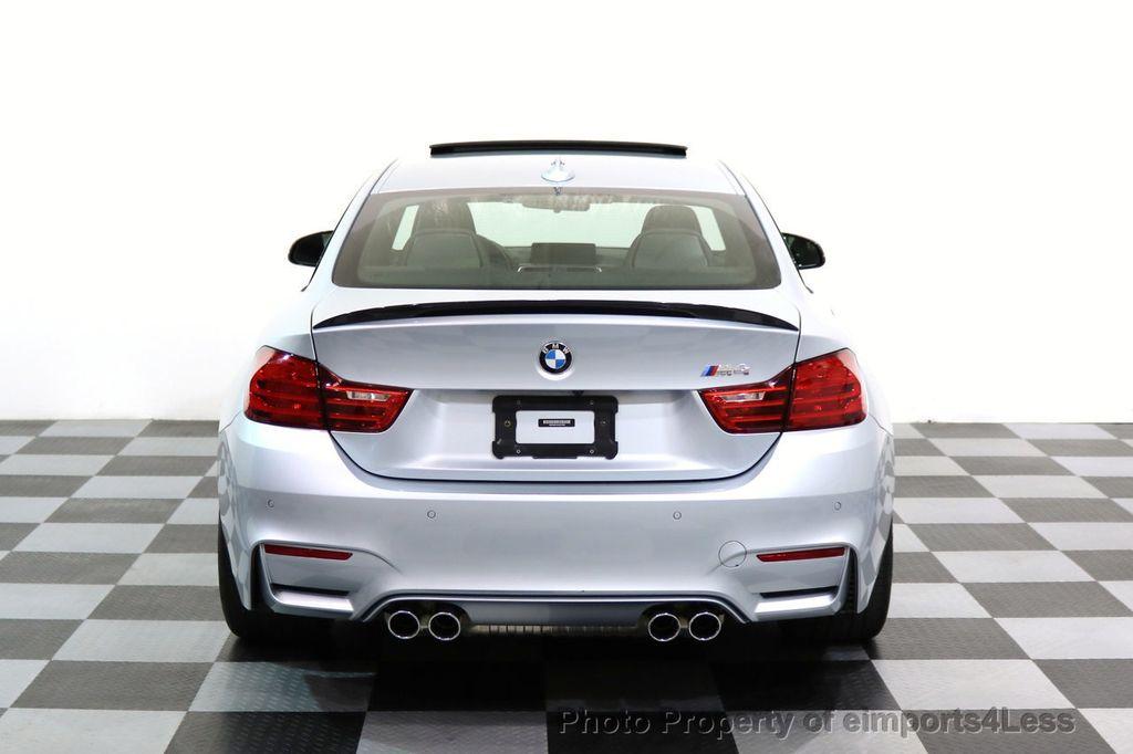 2016 BMW M4 CERTIFIED M4 COUPE EXEC SUSPENSION LED NAVI - 17270740 - 29