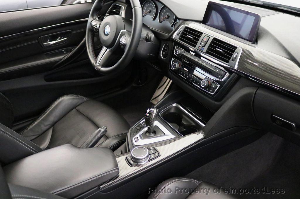 2016 BMW M4 CERTIFIED M4 COUPE EXEC SUSPENSION LED NAVI - 17270740 - 32