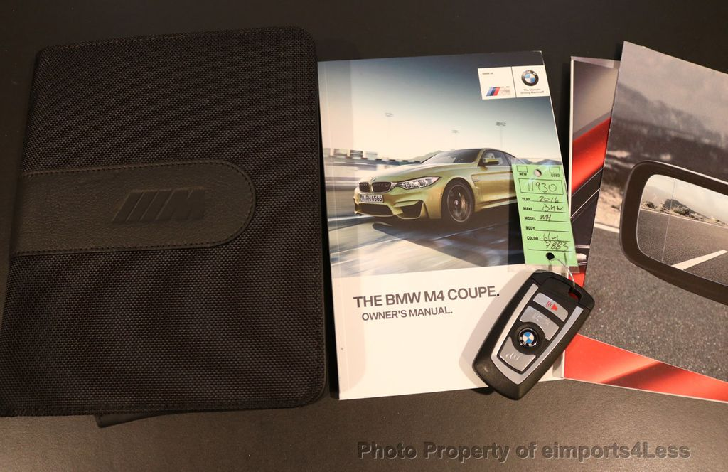 2016 BMW M4 CERTIFIED M4 COUPE EXEC SUSPENSION LED NAVI - 17270740 - 34