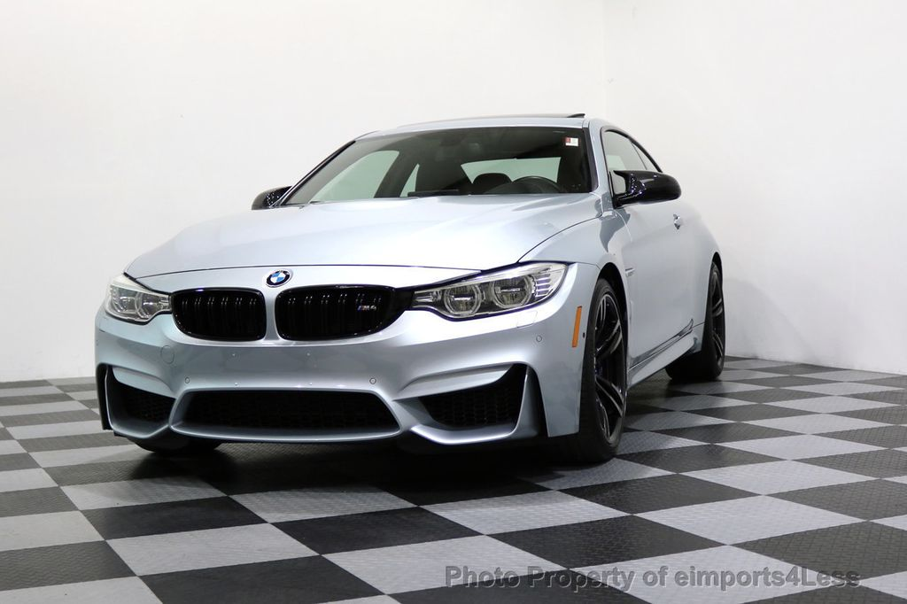 2016 BMW M4 CERTIFIED M4 COUPE EXEC SUSPENSION LED NAVI - 17270740 - 37