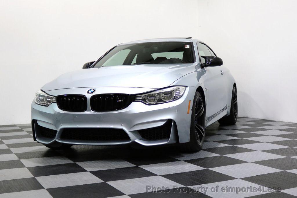 2016 BMW M4 CERTIFIED M4 COUPE EXEC SUSPENSION LED NAVI - 17270740 - 37