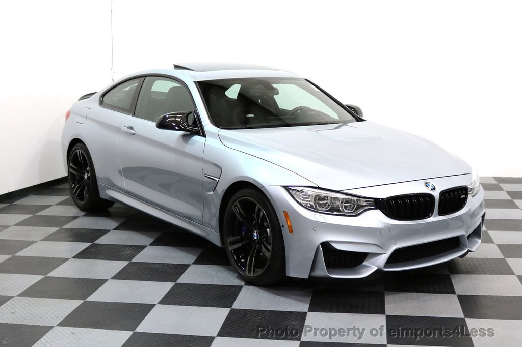 2016 BMW M4 CERTIFIED M4 COUPE EXEC SUSPENSION LED NAVI - 17270740 - 38