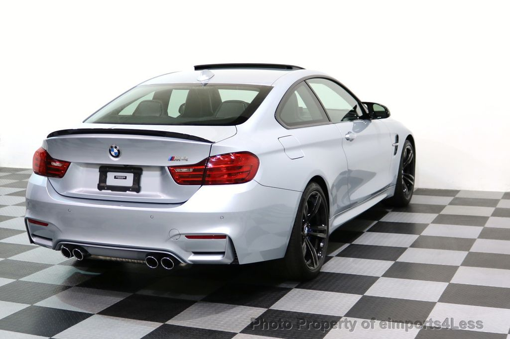 2016 BMW M4 CERTIFIED M4 COUPE EXEC SUSPENSION LED NAVI - 17270740 - 3