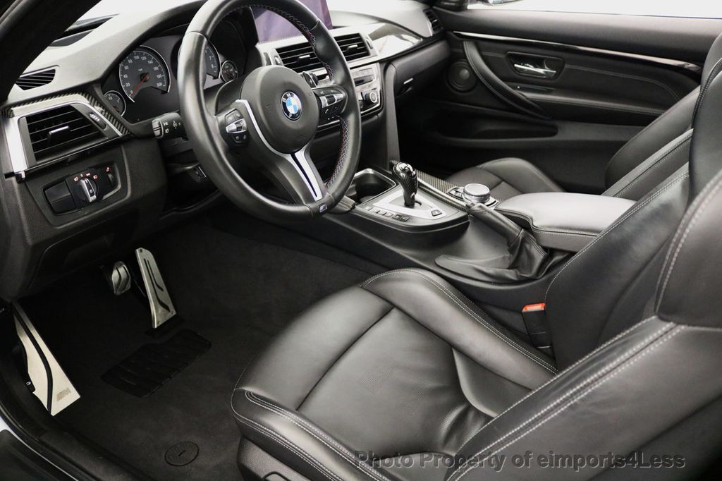 2016 BMW M4 CERTIFIED M4 COUPE EXEC SUSPENSION LED NAVI - 17270740 - 41