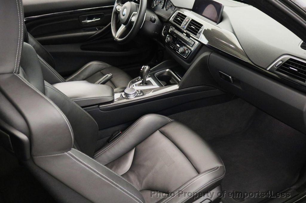 2016 BMW M4 CERTIFIED M4 COUPE EXEC SUSPENSION LED NAVI - 17270740 - 42