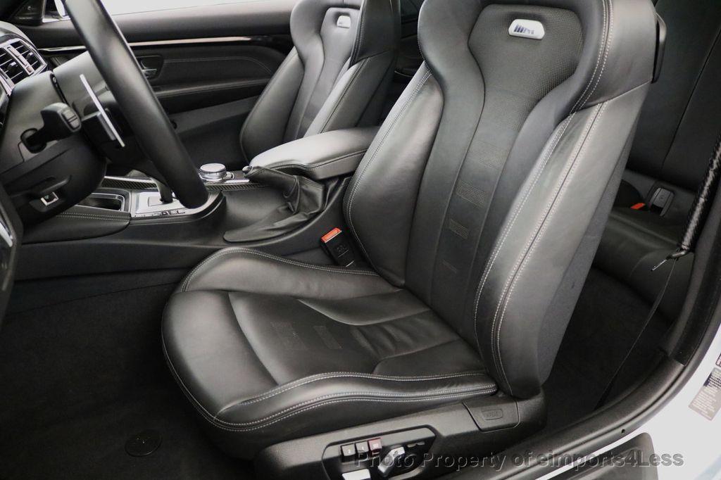 2016 BMW M4 CERTIFIED M4 COUPE EXEC SUSPENSION LED NAVI - 17270740 - 43